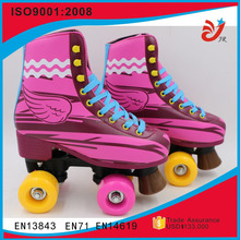 four wheel roller skate shoes