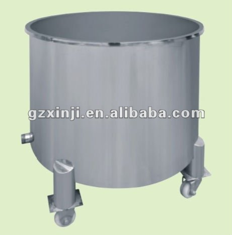 seal system oil tank