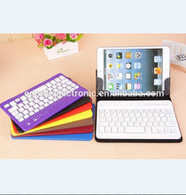 "Universal 8inch Android Tablet PC Case with Bluetooth Keyboard 8"" Tablet Wireless Keyboard Case with Stand"