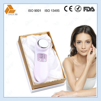 Portable home use ponds white beauty face wash machine beauty parlour machines