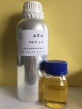 ISO manufacturer edible camellia oil physical cold pressed and refined