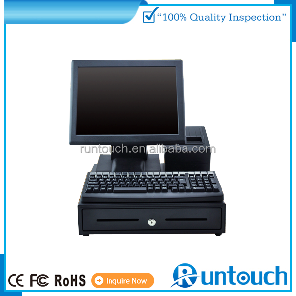 Runtouch EcoPOS Touch Screen POS System EPOS Till Retail POS Software