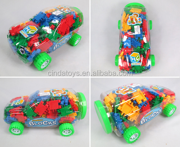 Cheap Plastic Number Splicing toys kids bricks toys intellect blocks building toy