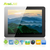 Popular China Tablet!!- firmware android 4.1 tablet pc allwinner a20 dual core 9.7inch tablet pc Ram 1GB Rom 16GB