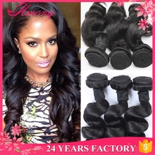 Good Price Brazilian Hair Websites Loose Wave No Nits Health End