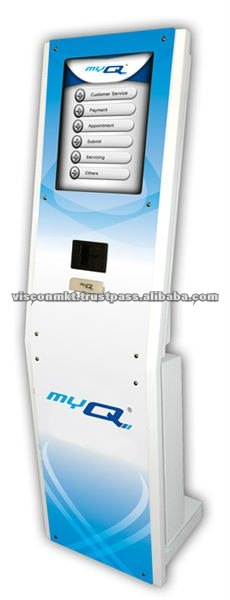 myQ Touch Screen Kiosk