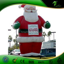 Popular new material soft santa claus,valuable dancing christmas santa claus