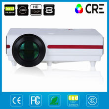 High lumens 3500 lumens LCD LED digital WiFi 3D handy portable projector/4k projector shooting game