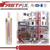viscosity reducing agent silicone sausage sealant injection system construction mortar