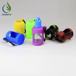 12 colors for chose liquid bottle 30ml silicone case , 30ml e-liquid bottle silicone case