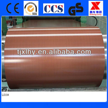 PPGI steel coil /Prepatined steel sheet LS104