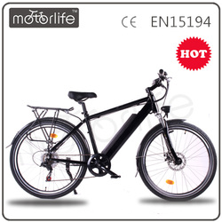 MOTORLIFE/OEM Newly pushing 36V250W Rear Drive chinese adult electric motorcycle for sale