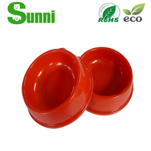 PET eco-friendly hot sale dog travel bowl fast supply speed