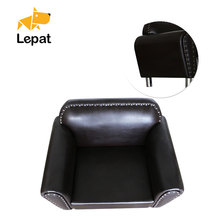 customized logo modern china factory direct sale wholesale super soft pet sofa