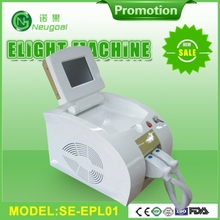 IPL SHR electrolysis permanent hair removal machines for sale