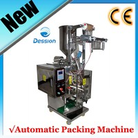 Dession high quality filling ice candy packing machine