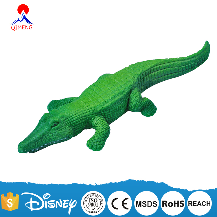 Custom expanding plastic animal toys for kids