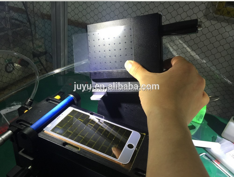 For LCD refurbishing OCA optical glue &polarizer film laminating machine for iphone Ssamsung