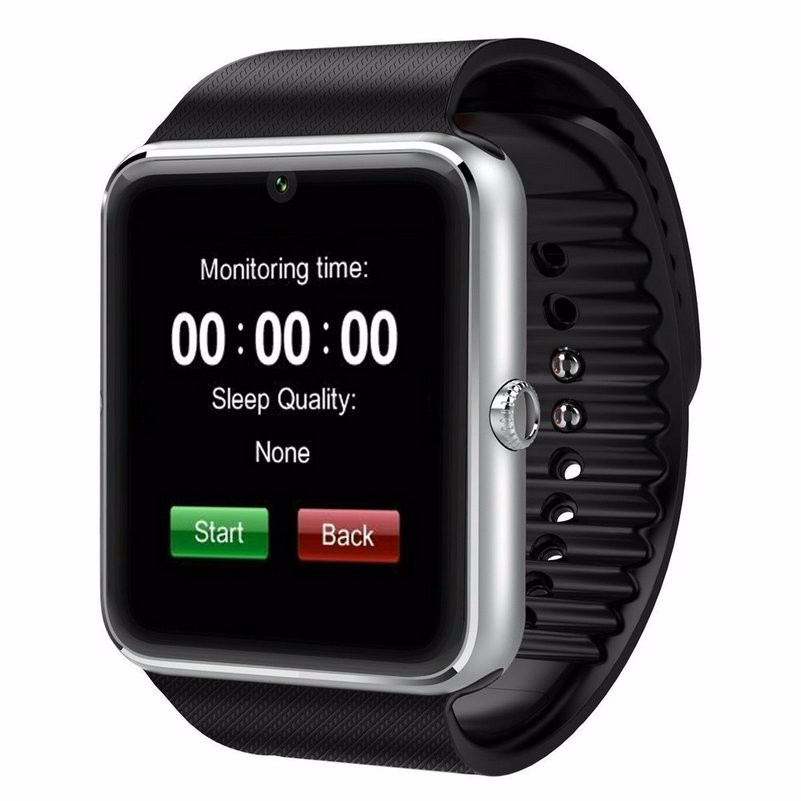 GT08 Smart Watch / Wrist Watch / Watch Phone With Skype And Camera