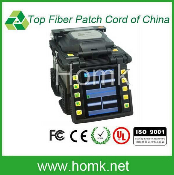 High-tech Single COMWAY <strong>C10</strong> Fiber Fusion Splicer/ USA Fiber Optic Splicing Machine