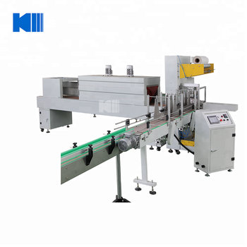 Automatic L Type PE Film Packing Machine / Wrapper