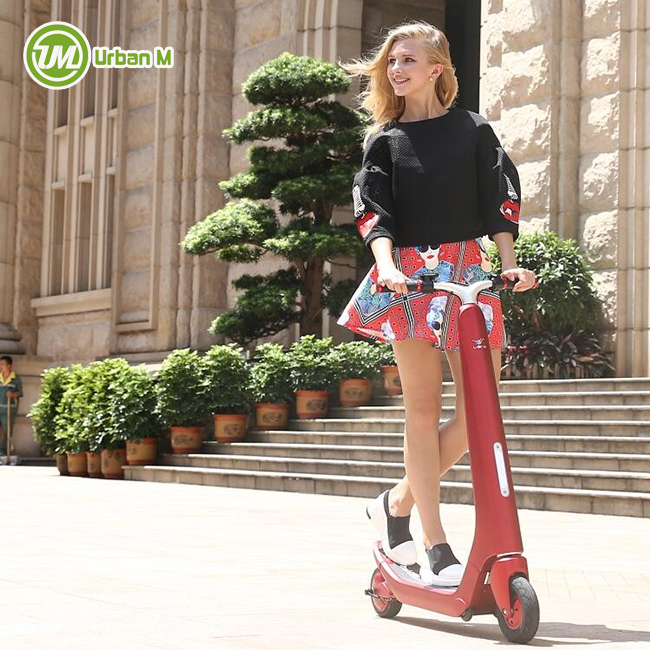 10Inch 350w500w 800w Children And Adults Portable Kick Cheap Electric Scooter/Foldable Electric Skateboard/Folding E Scooter