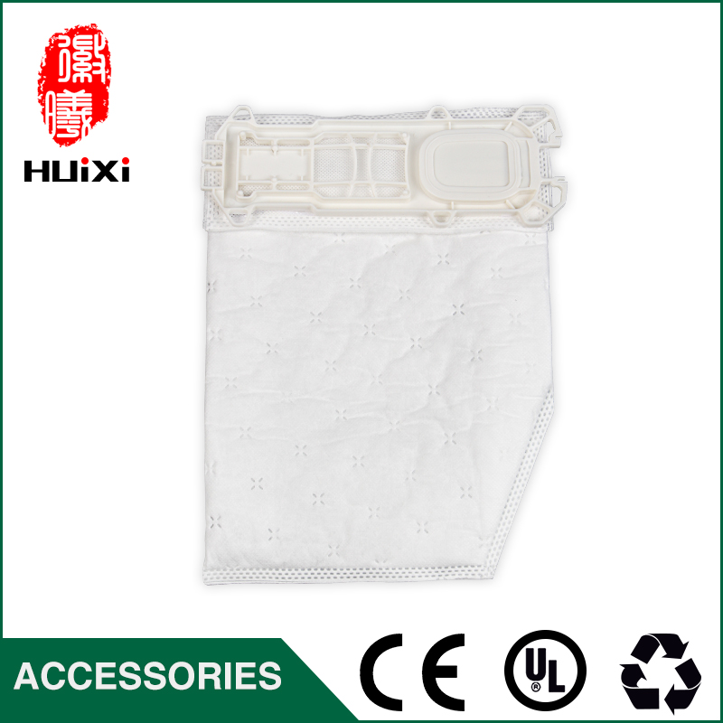 Microfiber filter bags and collect dust bags of VK135 VK136 FP135 vacuum cleaner parts