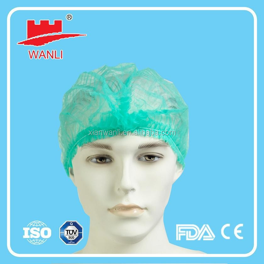 18'' disposable food industrical mob hair net