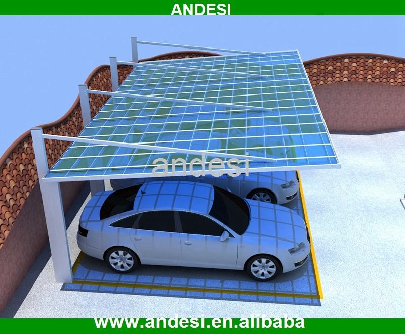 neueste design carport solar mit aluminiumrahmen garage dach fahrradschuppen produkt id. Black Bedroom Furniture Sets. Home Design Ideas