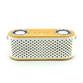 Super bass portable 10w mini vibration wireless speakers