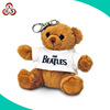 Custom hot selling small teddy bear key chain teddy bear keyring