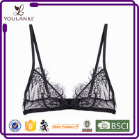 Bluk Comfortable Fashion Soft Transparent Breast Nipple Bra