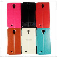 soft pu leather cover 2013 new arrival fashion design for SAMSUNG Galaxy S4/9500/9505/9508 P-SAMI9500CASE055