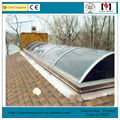 safety skylight tempered laminated glass