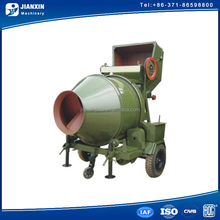 Low cost of small portable tractor cement mixer for sale with CE approval