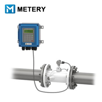 High Quality Modbus Fixed Pipe Ultrasonic Flow Meter