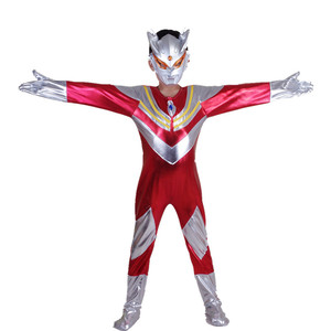 Children's costume party cosplay Ultraman costumes