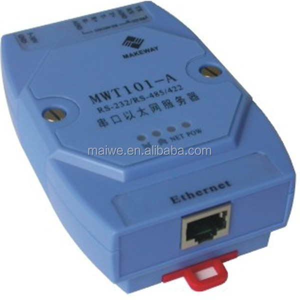 serial to ethernet rs232 rs422 rs485 to rj45 adapter
