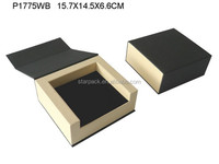 New design book shape Watch or Bangle Jewelry packaging paper box