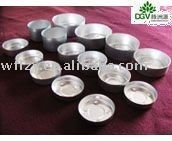 sell roll side aluminium tealight cups