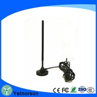 High gain DVB-T Antenna TV antenna 3m cable VHF and UHF 174-230MHz 470-862MHz