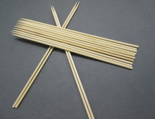 Wholesale round barbecue bamboo skewer
