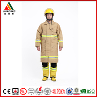 High Performance EN469 Long Firefighting/ Firefighter Uniform