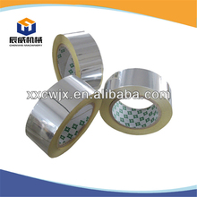 Heavy Duty Silver Fiber Glass Foil Insulation Reinforced Aluminium Foil Tape