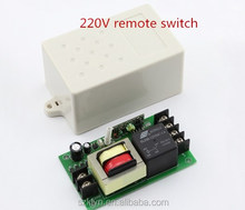 AC220V 1 Channel wireless Learning code 433MHZ RF wireless remote motor control switch KL-K111X