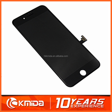 Shenzhen Kmida manufacturer directly supply mobile phone lcd replacement complete for iphone 7 plus
