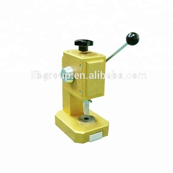 Button/Coin Cell Of punching machine for electrode punch use