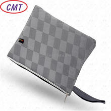 Changzhou Cement new style plaid printed 100% polyester oxford fabric for bags