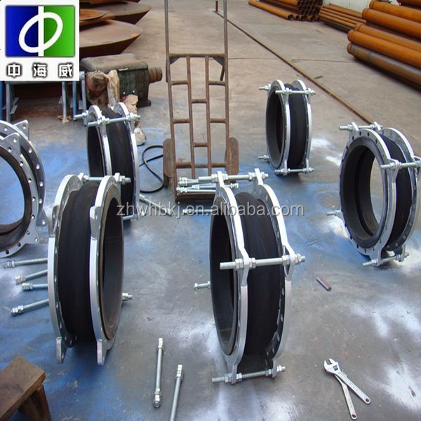 special grooved flange ring concentric rubber reducers
