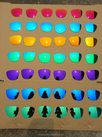 Revo color mirror coating TAC Polarized Lens